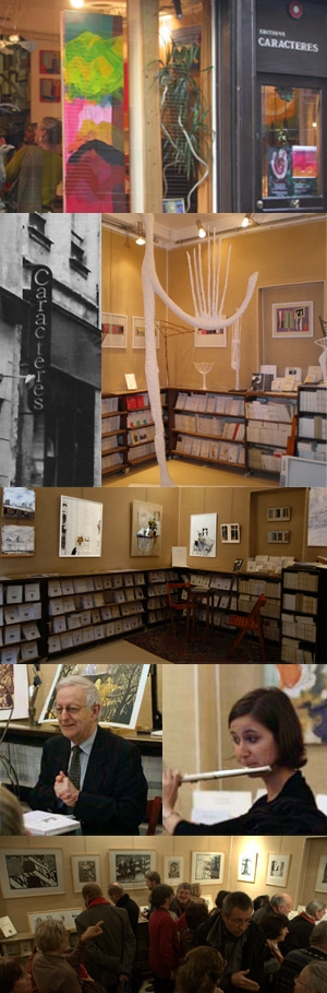 Librairie des Editions CARACTERES